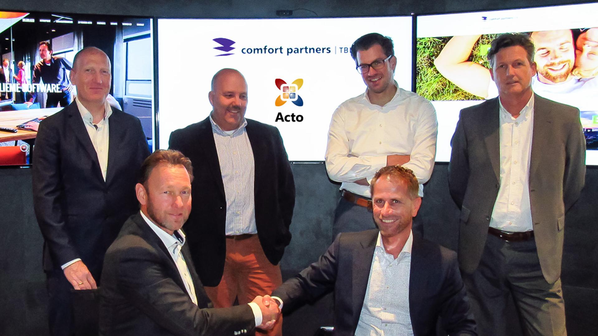Comfort Partners kiest voor Acto